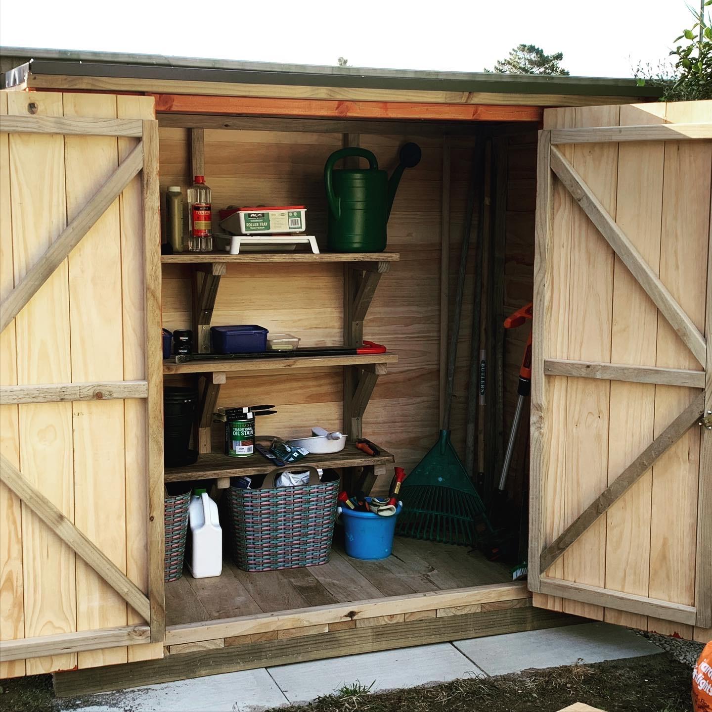 Kitset garden shed Wellington - by Grumpy Bob